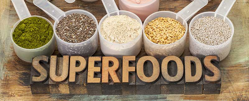 <b><center>Does Superfoods and Brain Food really work?</center></b>
