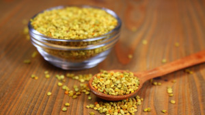 bee pollen brain food