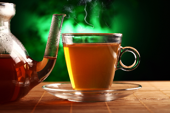 green tea with ginseng and honey benefits
