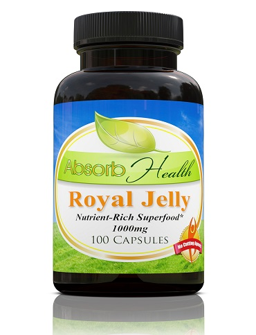 Royal Jelly Capsules - 1000mg