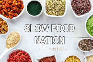 Slowfoodnation Superfoods and Nootropics
