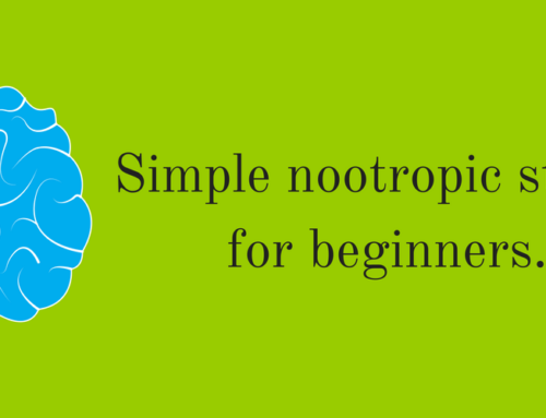 Simple Nootropic Stacks for Beginners