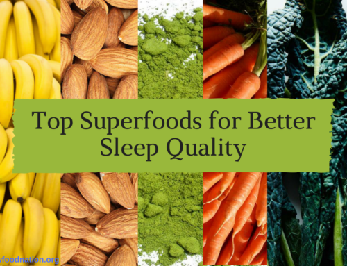 Top Superfoods for Better Sleep Quality