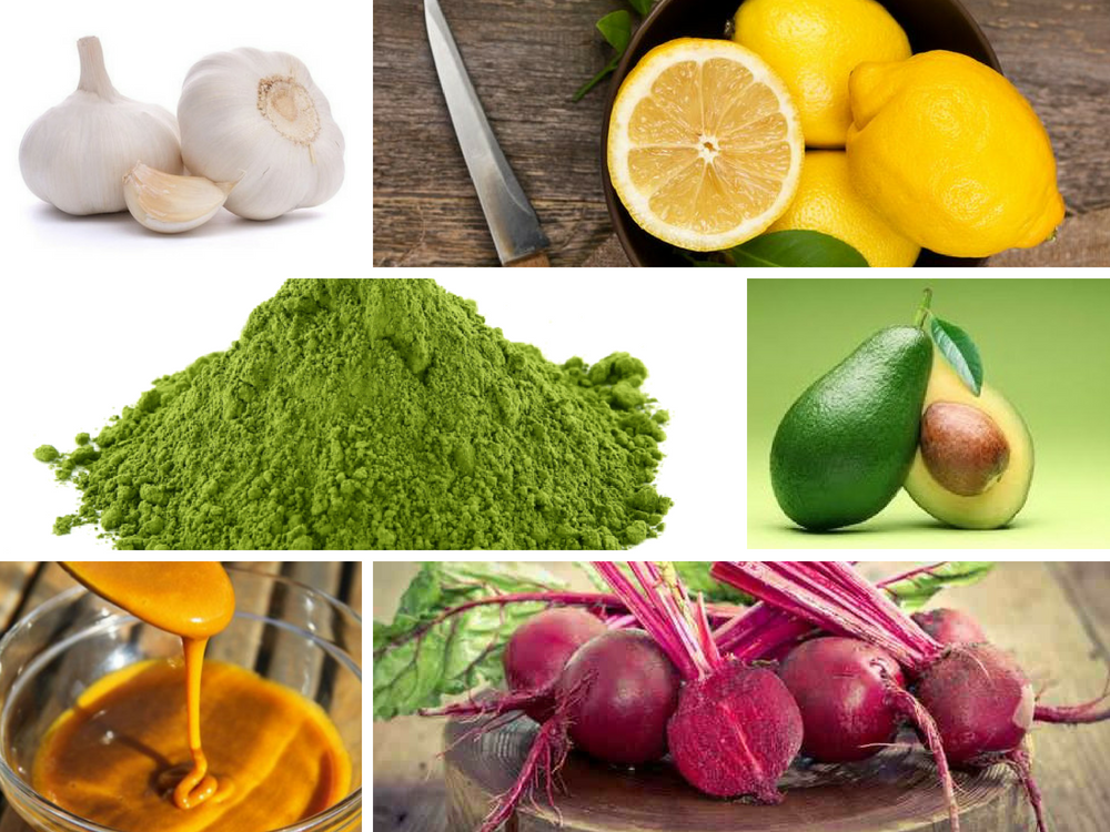 superfoods that cleanse the liver