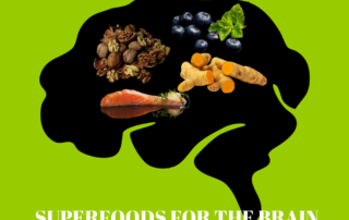best superfoods for the brain