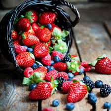 berries for acne